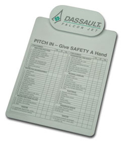 Legal Size Clip Board